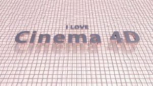 I love Cinema 4D Atom Array