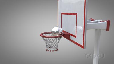 Basket ball Playground V26