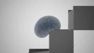 Softbody Simulation V4 (Fluffy)