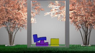 Softbody Tetris V8 Priview Image 2