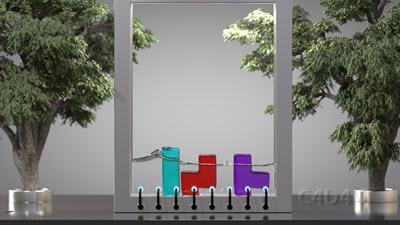 Softbody Tetris V9 Priview Image 3