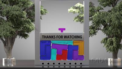 Softbody Tetris V9 Priview Image 4
