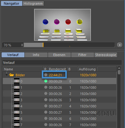 Rendertime Softbody Animation V14