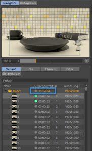 Rendertime Softbody Animation V21