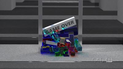 Softbody Tetris V16 Priview Image 4